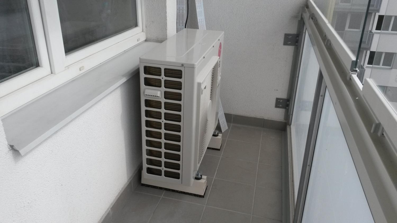 Montáž klimatizace do bytu praha